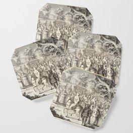 A.J. Defehrt - Cortège of Aurora (1764) Coaster