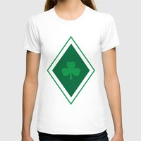 irish T-shirts featuring Irish Argyle by Fimbis