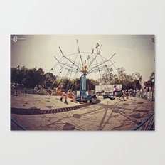 Super Swings! Canvas Print