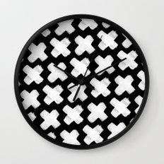 Black xxx Wall Clock