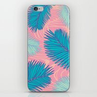 palm iPhone & iPod Skins featuring Palm by haytay