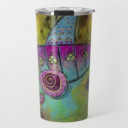 Mozambique Travel Mug
