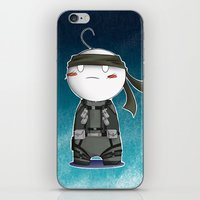cryaotic iPhone & iPod Skins featuring Solid Cry by The Dragon Studio Store