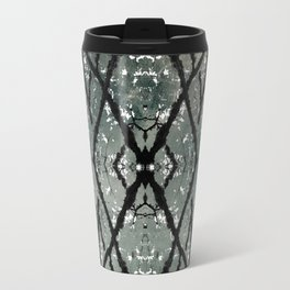 Oregon fall geometry VII Travel Mug