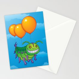 Impatient Caterpillar Stationery Cards