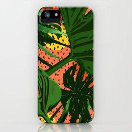 Jungle Dreamer iPhone Case