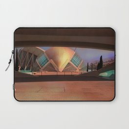 City of Arts and Sciences (Valencia-Spain) Laptop Sleeve