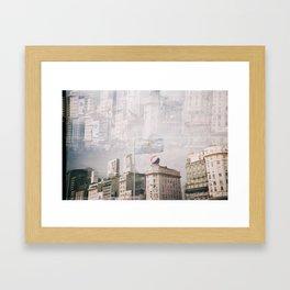 Smena 35 take #4 Framed Art Print