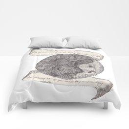 The Secret Moon  Comforters