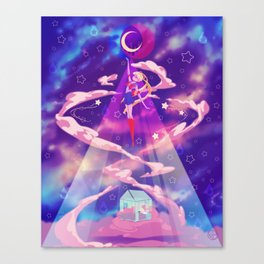 Sweet Dreamz Are Made Of These Canvas Print