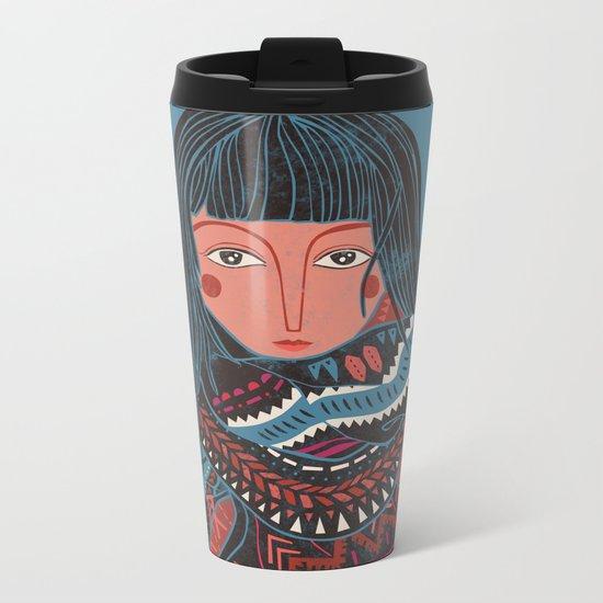 The Nomad Metal Travel Mug