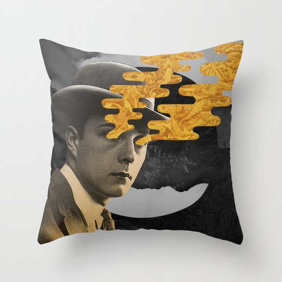 Dream Awake Throw Pillow