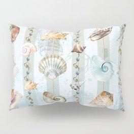 Fantasia di conchiglie Pillow Sham
