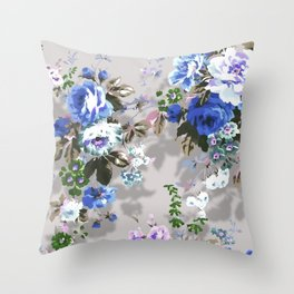 Bouquets with roses 7 Throw Pillow