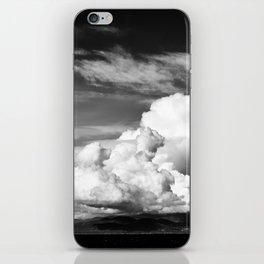 Tall cloud iPhone Skin