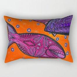 FISH3 Rectangular Pillow