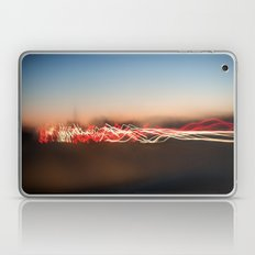 Light Waves Laptop & iPad Skin