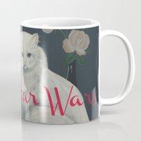 starwars Mugs featuring Wilco - StarWars by NICEALB