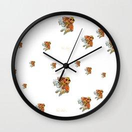 BAILARINA FISH Wall Clock