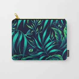 Jurassic Jungle - Green Carry-All Pouch