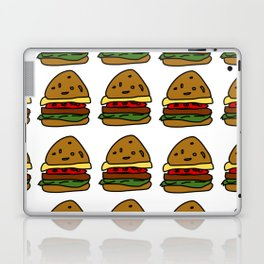 Ham Burger Laptop & iPad Skin