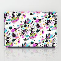 gravity iPad Cases featuring Gravity by Muxxi