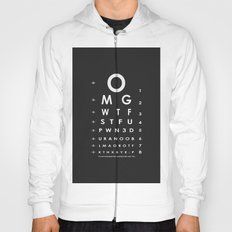 CHECK YOUR EYES Hoody