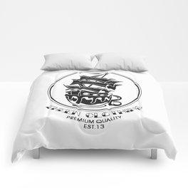 Fheen Ship Tea Cup  Comforters
