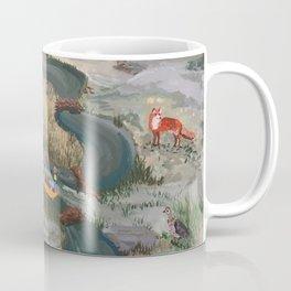 Canoeing Coffee Mug