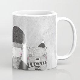 Santa Buddies Coffee Mug