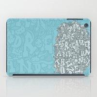 dreamer iPad Cases featuring Dreamer by Craig Watkins