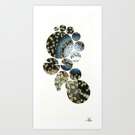 FOCUS 1 Art Print