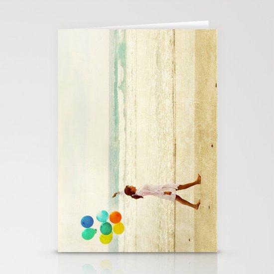 Colorful Stillness Stationery Cards