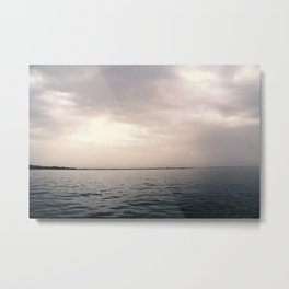 High Sea Landscape Metal Print