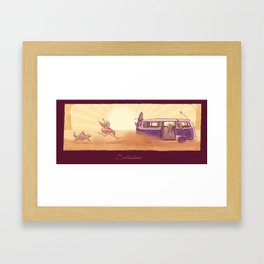 Sisterhood! Framed Art Print
