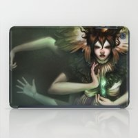 witch iPad Cases featuring Witch by Kelly Perry