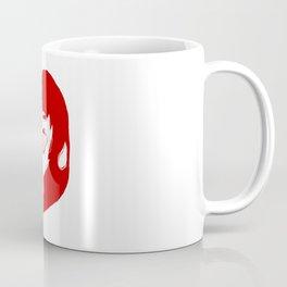 Red Luchador Coffee Mug