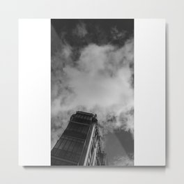 Vertical, parte 4 Metal Print
