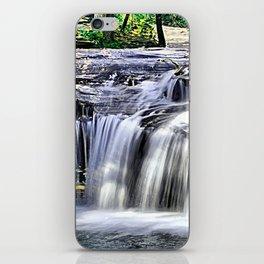 Mountain Falls iPhone Skin