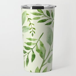 Seasonal Leaves Travel Mug