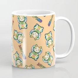 Maneki Neko Lucky Coffee Mug