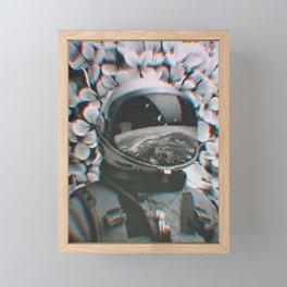 In Error Framed Mini Art Print