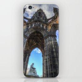 The Scott Memorial Edinburgh iPhone Skin