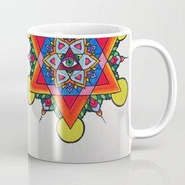 One Leg King Pigeon - Eka Pada Rajakopatasa Coffee Mug