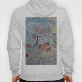 Phantasie Architektur Hoody