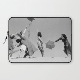 Umbrella ballet Laptop Sleeve