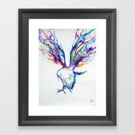 Achilles Framed Art Print
