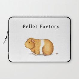 Pellet Factory - Guinea Pig Poop Laptop Sleeve