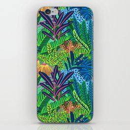 Laia&Jungle II iPhone Skin