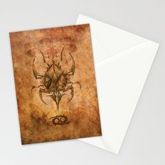 Zodiac: Cancer Stationery Cards